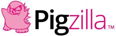 Logo Pigzilla