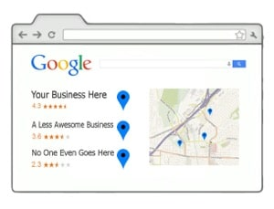 google my business local seo local search on google