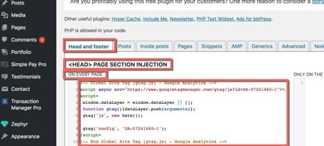 insert-google-analytics-tracking-code