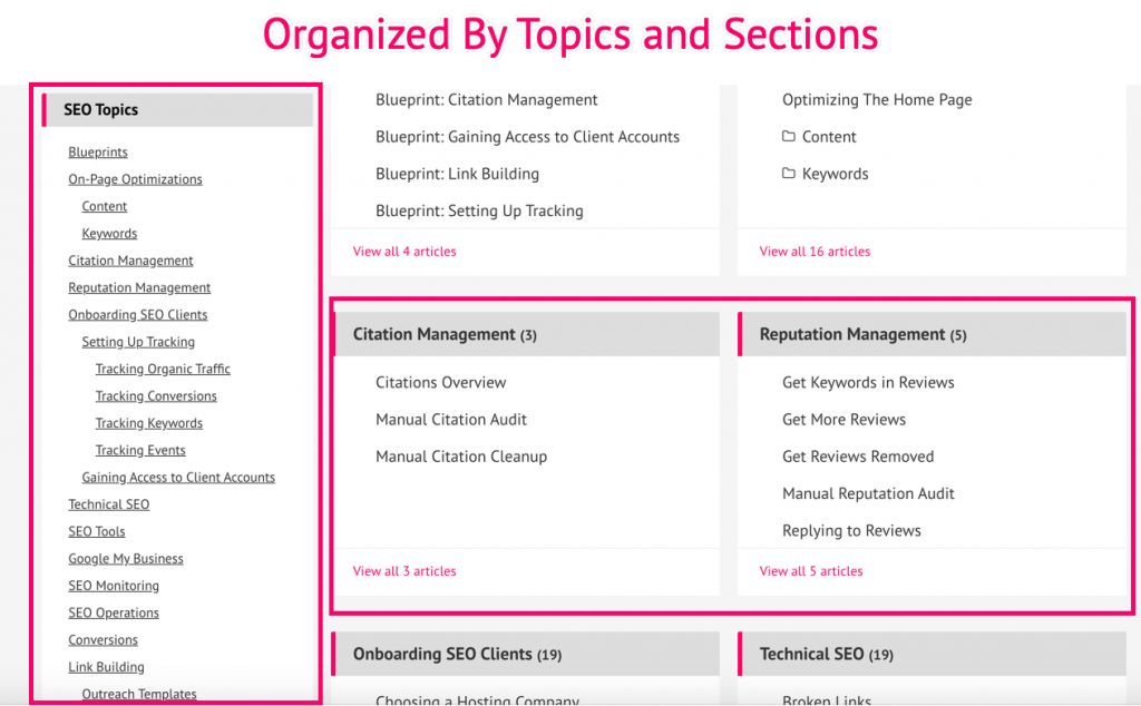 seo-training-topics-categories