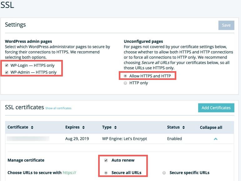 wp-engine-hosting-ssl-settings